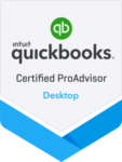 Quickbooks Certified Pro Advisor Desktop Badge